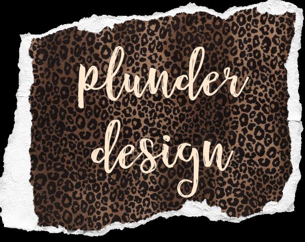 tonya plunder design