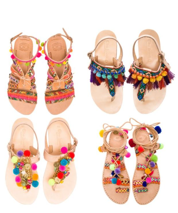 pom-pom-sandals